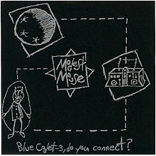 "Modest Mouse- ""Blue-Cadet 3 Do You Connect?"" (1994)"