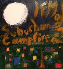Suburban Campfire