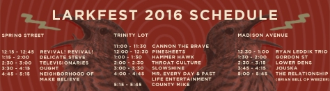 LarkFest2016Schedule