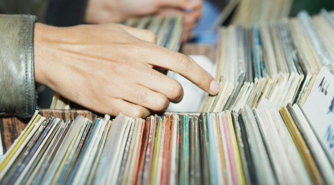Vinyl On The Rise?